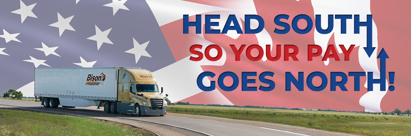 Head South So Your Pay Goes North